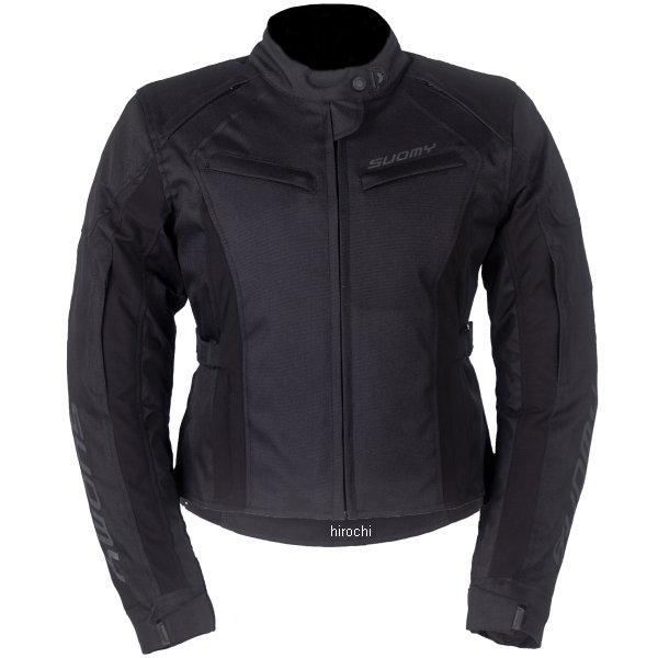 スオーミー SUOMY Tロードジャケット レディース 黒 Mサイズ SJK018BM JP店