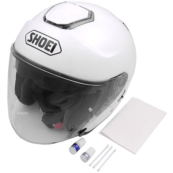ショウエイ SHOEI ヘルメット J-CRUISE 白 XSサイズ 4512048369323 JP店