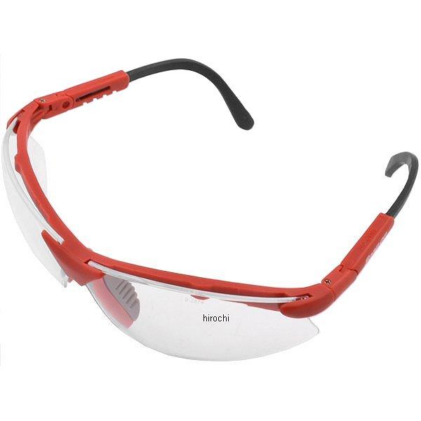 USA在庫あり スナップオン Snap-on セーフティ ガラス クリアレンズ レッドフレーム GLASS30R 正規激安 JP店 UVカット 高価値