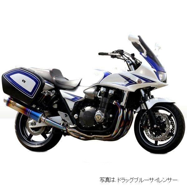 アールズギア r's gear フルエキゾースト ソニック 10年以降 CB1300ST 真円カーボン SH12-01CF JP店