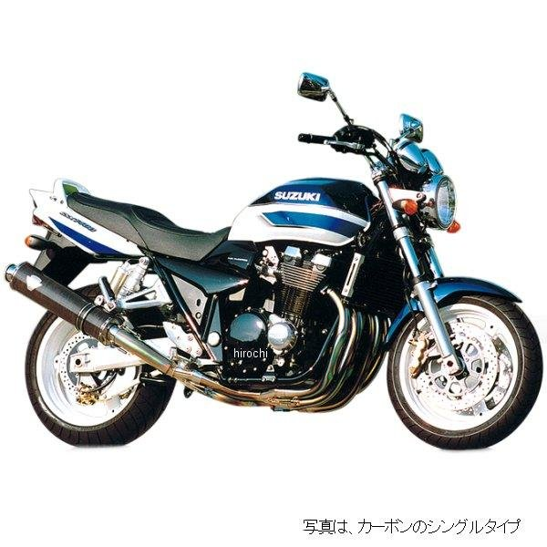 アールズギア r's gear フルエキゾースト ソニック用 リペアサイレンサー 04年以前 GSX1400 真円ドラッグブルー (デュアル用 右側) SS01-02DB-XR JP店