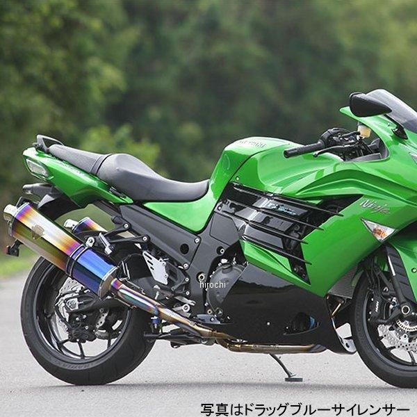 アールズギア r's gear フルエキゾースト ワイバン 12年以降 ニンジャ ZX-14R 真円カーボン (デュアル) WK22-02CF JP店