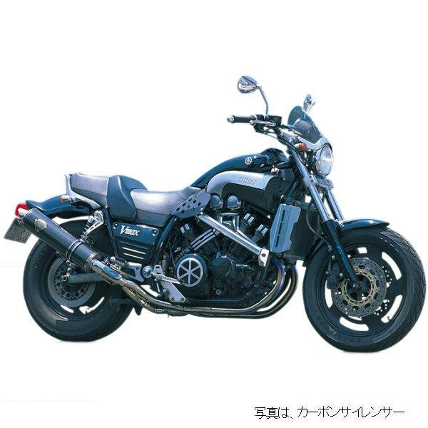 アールズギア フルエキゾースト ワイバン用 リペアサイレンサー V-MAX1200 真円ドラッグブルー (デュアル用 左側) WY03-02DB-XL JP店