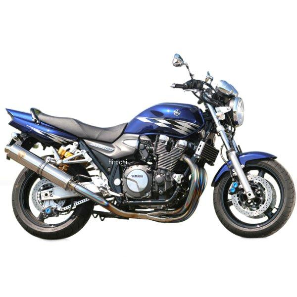 WY0801TI アールズギア r's gear フルエキゾースト ワイバン 07年以降 XJR1300 真円チタン WY08-01TI JP店