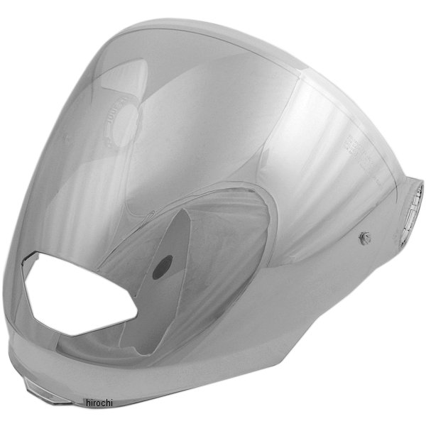 【USA在庫あり】 39-2816 ノーラン(NOLAN) ヘルメット N44 シールド MET シルバーXL-3XL 392816 JP