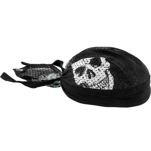 USA在庫あり ザンヘッドギア ZAN Headgear 通気 ディスカウント フライダナ JP店 Skulls ヘッドラップ 503061 激安格安割引情報満載