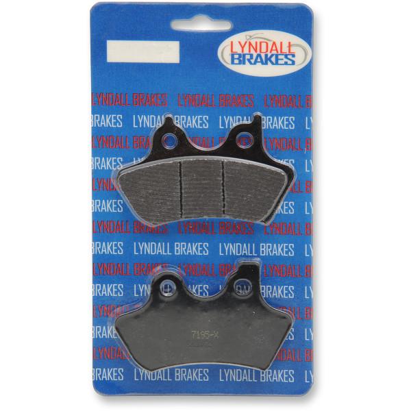 【USA在庫あり】 リンダル Lyndall Racing Brakes ブレーキパッド XTRM 00年-07年 44082-00A 1720-0459 JP
