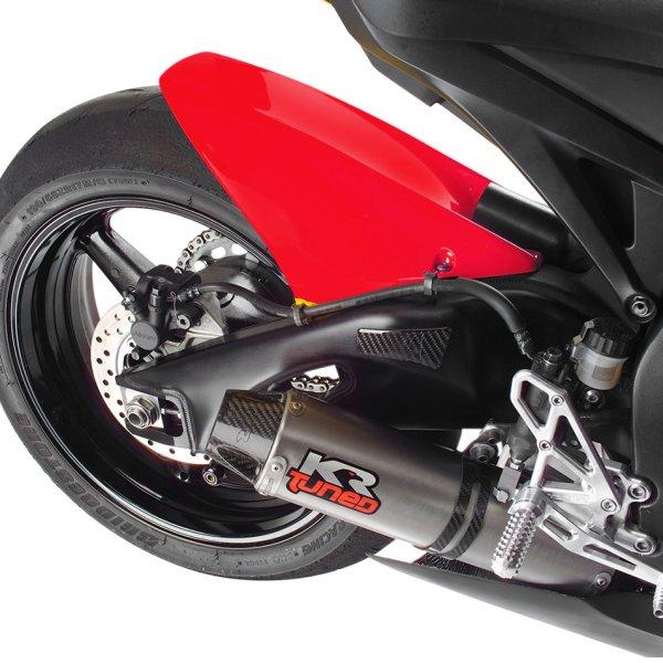 【USA在庫あり】 ホットボディーズ Hotbodies Racing リアフェンダー 14年 ホンダ CBR1000RRA ABS 赤 1402-0366 JP店