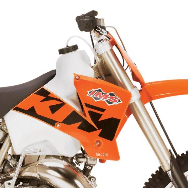 【USA在庫あり】 IMS アイエムエス フューエルタンク 03年-06年 KTM 125SX 3.2ガロン(12.1L) ナチュラル 0701-0562 JP店
