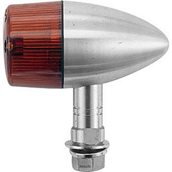 ポッシュ POSH ミドルマシンドウインカー 砲弾タイプ車種セット 93年-99年 V-MAX 1200国内仕様 オレンジ 027698-23 JP店