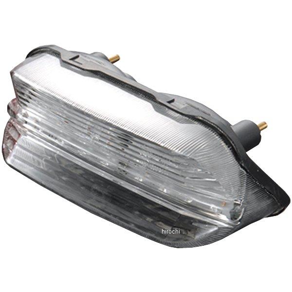 【メーカー在庫あり】 ポッシュ POSH LEDテールランプユニット 95年-08年 XJR1300、XJR400 クリア 062190-91 JP店