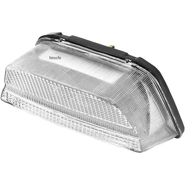 【メーカー在庫あり】 ポッシュ POSH LEDテールランプユニット 94年-08年 ZRX1100、ZRX400 クリア 071090-91 JP店