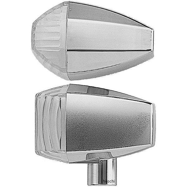 ポッシュ POSH LED ZRウインカーセット クリスタルタイプ 01年-03年 ZRX1200R、ZRX400 クローム/クリア 071566 JP店