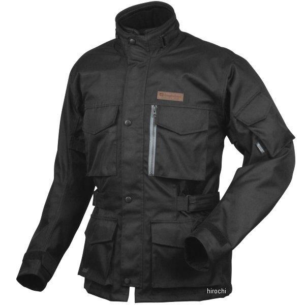 ラフ&ロード SSFトレイルツーリングジャケット 黒 XLサイズ RR4005BK5 JP店