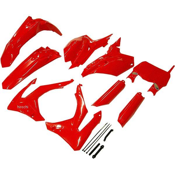 【USA在庫あり】 サイクラ CYCRA 外装キット 13年-14年 CRF250R、CR450R 赤 1403-1505 JP店