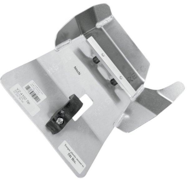 【USA在庫あり】 デボル DEVOL スキッドプレート 99年-04年 YZ250 アルミ 0506-0060 JP店
