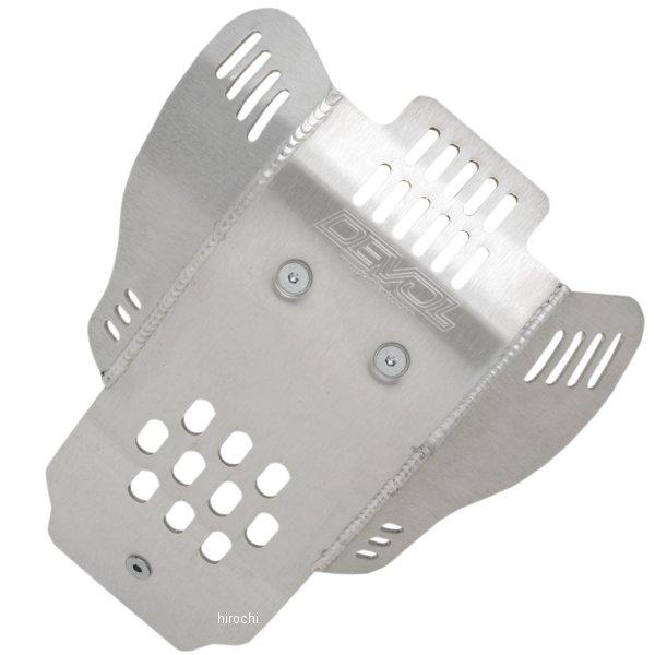 【USA在庫あり】 デボル DEVOL スキッドプレート 09年-13年 KTM 200、125 アルミ 0506-0859 JP店