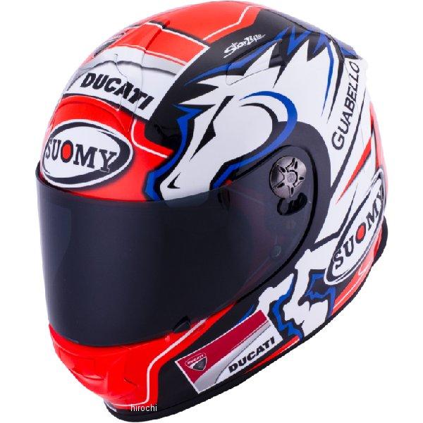 SR0019 スオーミー SUOMY フルフェイスヘルメット SR-SPORT ドヴィジオーゾ 青 Sサイズ(55cm-56cm) SSR001901 JP店