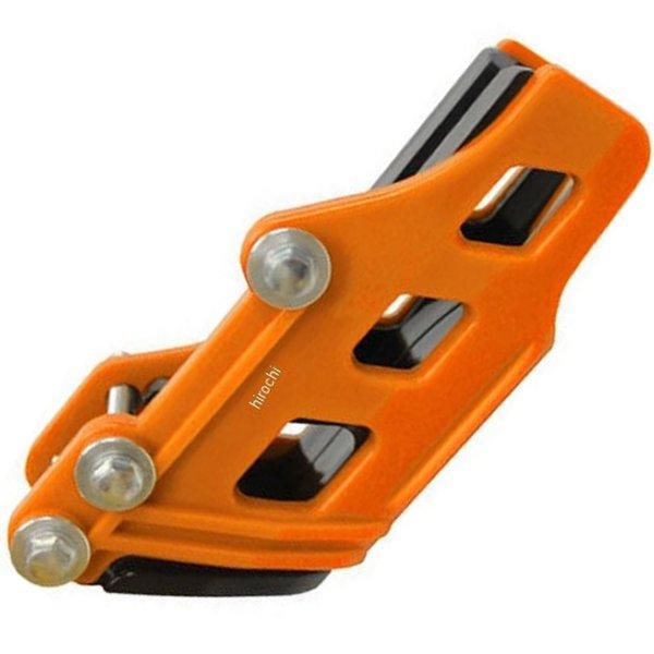 【USA在庫あり】 ネクストコンポーネント(Next Components) チェーンガイド 10年-14年 KTM SX-F、SX プラスチック オレンジ 1231-0520 JP