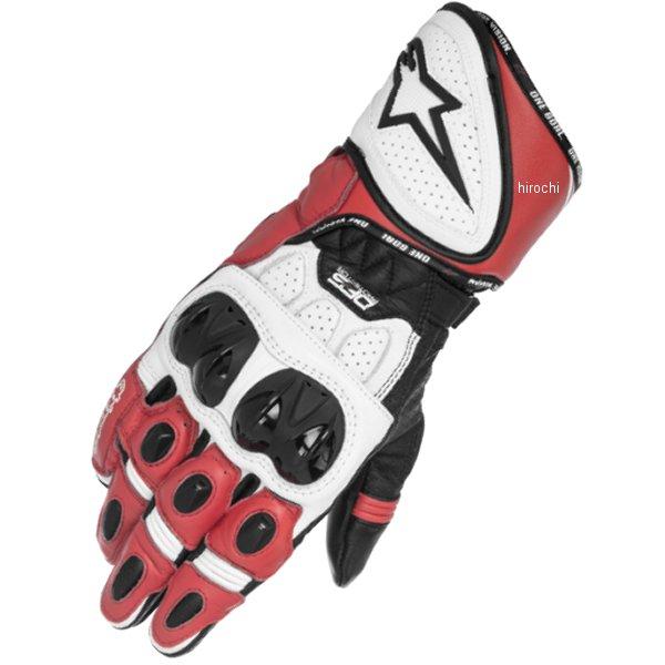アルパインスターズ Alpinestars グローブ GP PLUS R 黒/白/赤 Lサイズ 8051194988751 JP店