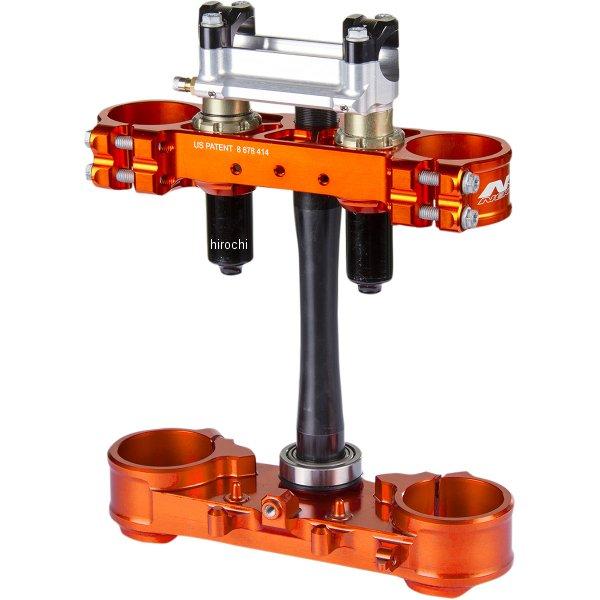 【USA在庫あり】 ネーケン Neken フル装備調整可能 トリプルツリー13年以降 KTM SX アルミ オレンジ 0603-0658 JP店