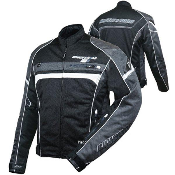 ラフ&ロード 春夏モデル フルメッシュジャケットFP レディース 黒/ガンメタル WMサイズ RR7331BK/GML2 JP店