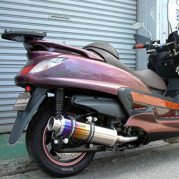 ビームス BEAMS フルエキゾースト SS400 05年-07年 グランドマジェスティ400 チタン B212-12-000 JP店