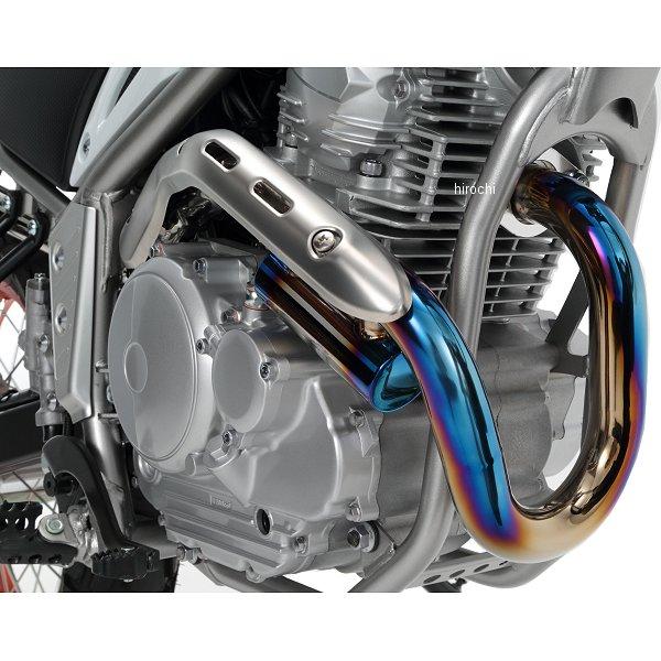 ビームス BEAMS フロントパイプ サブチャンバー付き 08年以降 トリッカー チタン G223-65-100 JP店