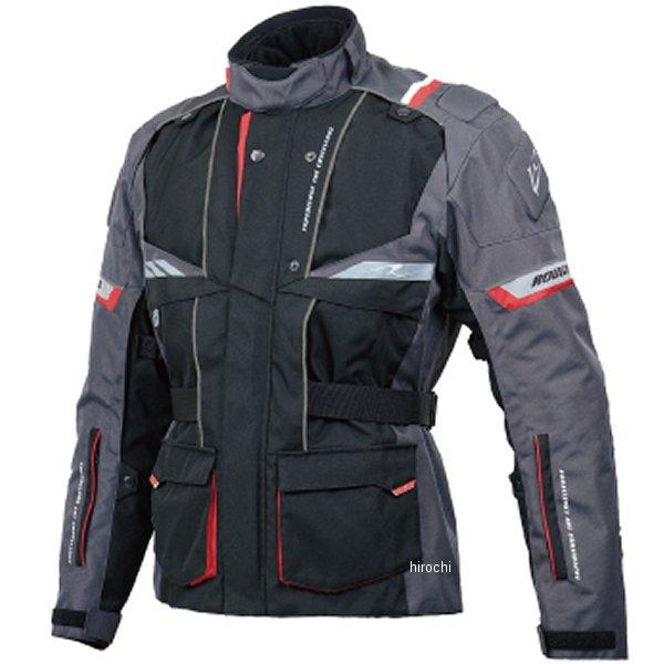 ラフ&ロード 春夏モデル ZLトリプルレイヤーツーリングジャケット 黒 LLサイズ RR7003BK4 JP店