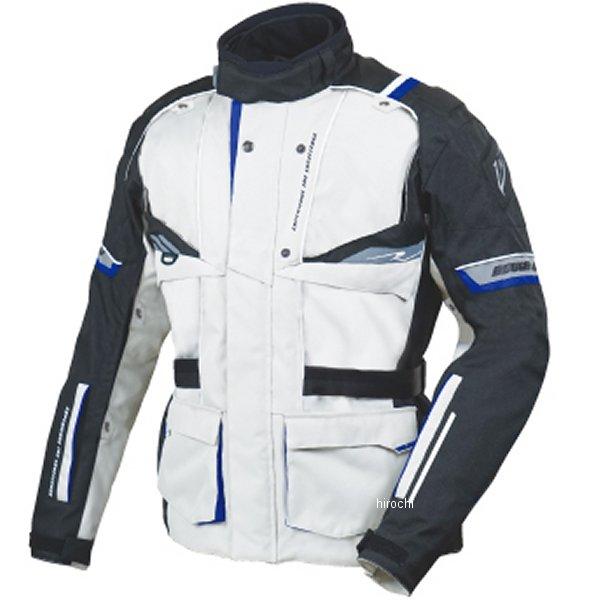 ラフ&ロード 春夏モデル ZLトリプルレイヤーツーリングジャケット プラチナシルバー Lサイズ RR7003SV3 JP店