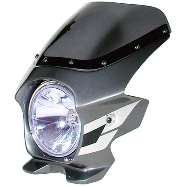 ブラスター BLUSTER2 ビキニカウル 06年 CB400SF H-V Spec3 レディッシュグレイメタリックU (ストライプ) エアロ 93136 JP店