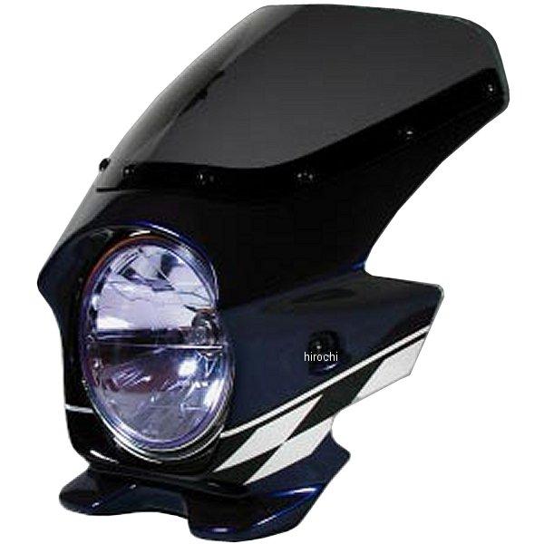 ブラスター BLUSTER2 ビキニカウル 07年 XJR1300 ダークパープリッシュブルーメタリックL (ストロボ) エアロ 90017 JP店
