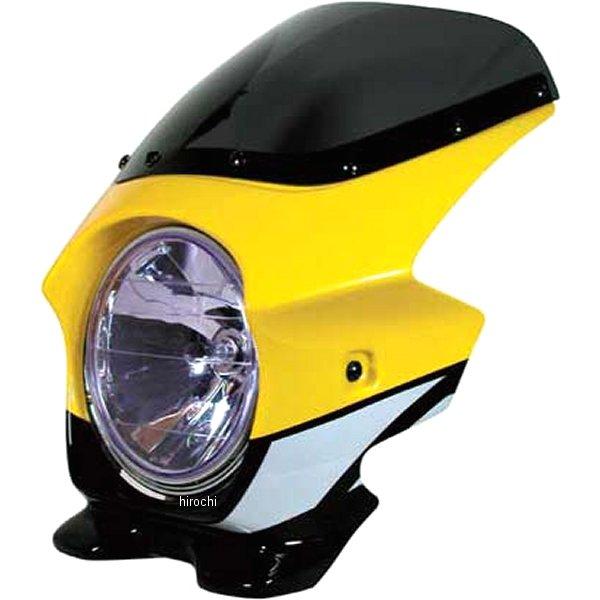 ブラスター BLUSTER2 ビキニカウル 03年 XJR1300 レディッシュイエローカクテル1 (ストロボ) エアロ 90005 JP店