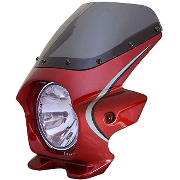 ブラスター BLUSTER2 ビキニカウル 14年 CB1100EX キャンディーアリザリンレッド (ストライプ) エアロ 93416 JP店
