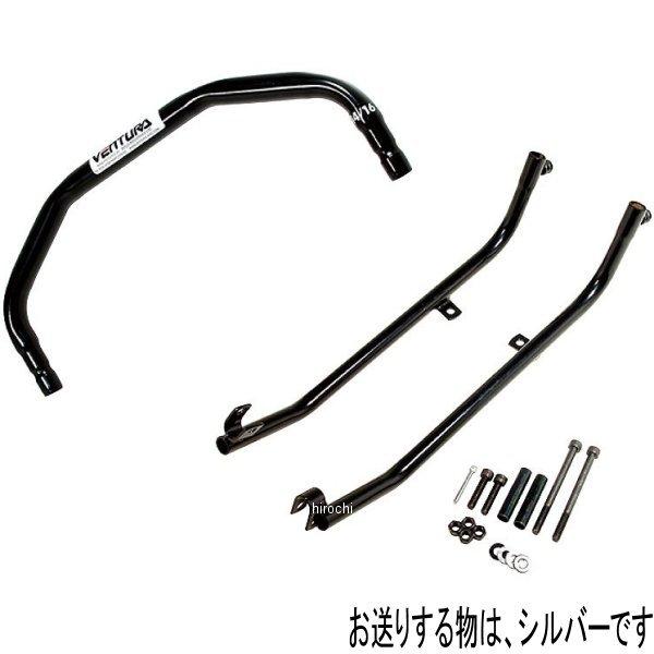 ベンチュラ VENTURA ベースセット Z500FOUR B1、B2 シルバー BSK006S JP店