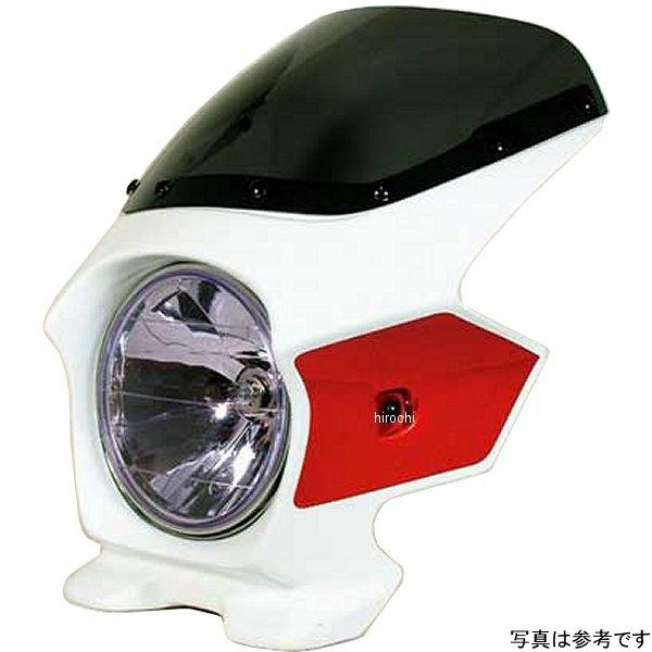 ブラスター BLUSTER2 ビキニカウル ホーネット600 白ゲルコート 21051 JP店