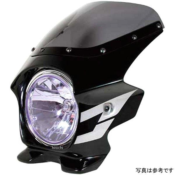 ブラスター BLUSTER2 ビキニカウル ホーネット600 黒ゲルコート 21052 JP店