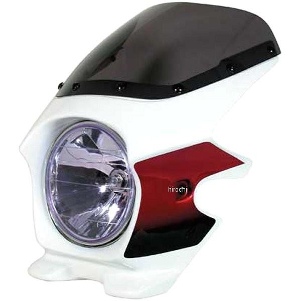 ブラスター BLUSTER2 ビキニカウル VTR250 白ゲルコート 23011 JP店