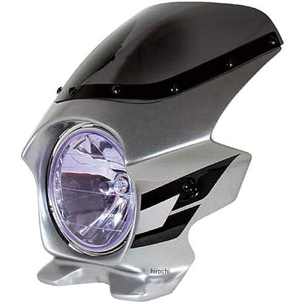 ブラスター BLUSTER2 ビキニカウル 04年 CB400SF H-V Spec3 デジタルシルバーメタリック 23113 JP店