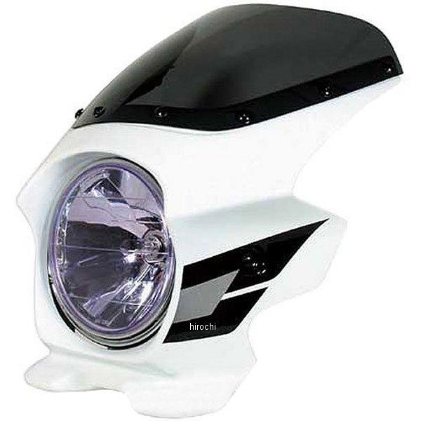 ブラスター BLUSTER2 ビキニカウル 06年 CB400SF H-V Spec3 パールサンビームホワイト 23132 JP店
