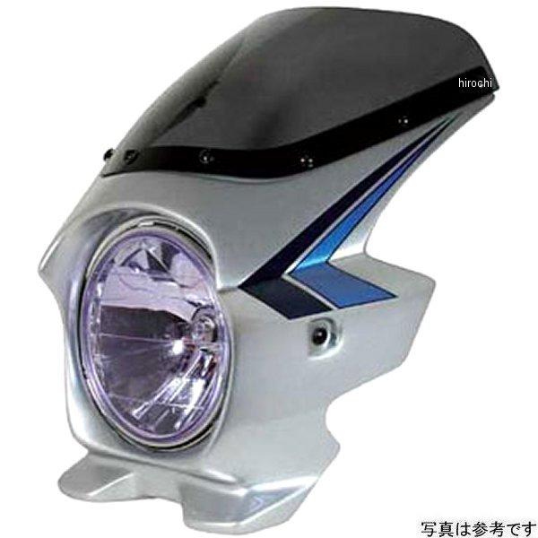 ブラスター BLUSTER2 ビキニカウル CB400SF スパークリングシルバーメタリック エアロ 91030 JP店