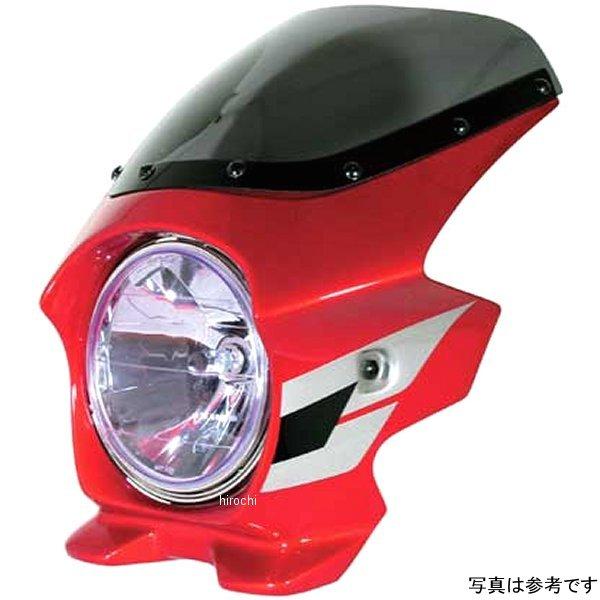 ブラスター BLUSTER2 ビキニカウル VTR250 キャンディグローリーレッドU エアロ 93016 JP店