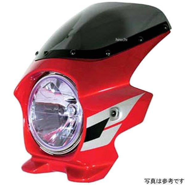 ブラスター BLUSTER2 ビキニカウル CB400SF H-V Spec2 キャンディグローリーレッド U エアロ 93045 JP店