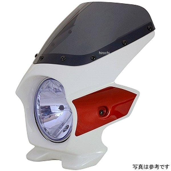 ブラスター BLUSTER2 ビキニカウル 04年 CB400SF H-V Spec3 白ゲルコート エアロ 93111 JP店