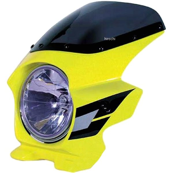 ブラスター BLUSTER2 ビキニカウル 04年 CB400SF H-V Spec3 パールフラッシュイエロー エアロ 93118 JP店