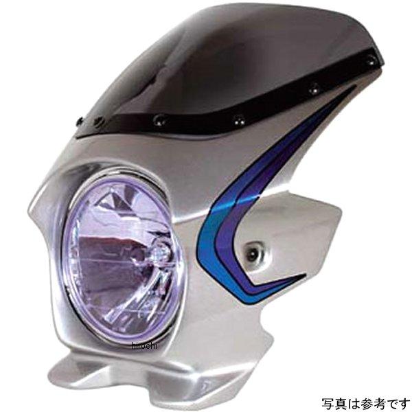 ブラスター BLUSTER2 ビキニカウル XJR1300 シルバーメタリック 1 エアロ 91071 JP店