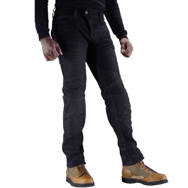【メーカー在庫あり】 PK-718II コミネ KOMINE 春夏モデル スーパーフィットケブラーデニムジーンズ 黒 XL/34サイズ 4573325721708 JP店