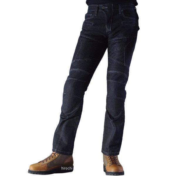 【メーカー在庫あり】 WJ-739S コミネ KOMINE 春夏モデル スーパーフィット プロテクトメッシュジーンズ 黒 5XLB/46サイズ 4573325722071 JP店