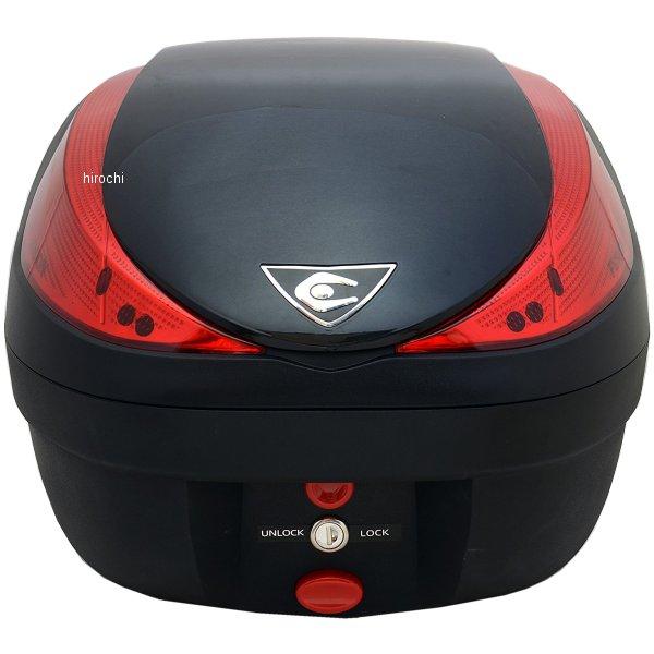 クーケース COOCASE リアボックス V28 フュージョンSL 28L メタリックブラック CN25010 JP店