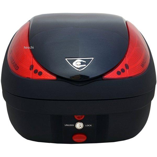 クーケース COOCASE リアボックス V36 ウィザード スペックF2 36L メタリックブラック クリアレンズ仕様 CN36013 JP店